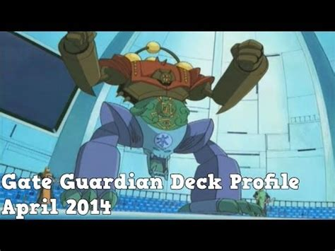 Gate Guardian Deck 2015 by Gate Guardian