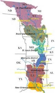 mississippi river flowed north  bits  history