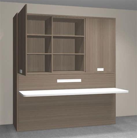 armoire lit canapé escamotable 25 best ideas about armoire lit escamotable on