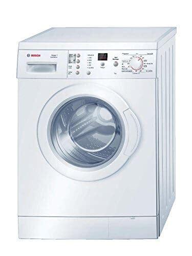 bosch waschmaschine 6 kg bosch wae283eco waschmaschine im test februar 2019
