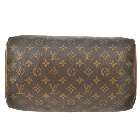 louis vuitton speedy  brown louis vuitton satchels tradesy