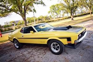1971 Ford Mustang Boss 351 Custom Fastback
