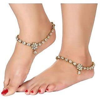 Buy Dipali Gold Plated Gold Alloy Anklets For Women Online. Gold Necklace Chains. Pink Gold Watches. Fathers Day Necklace. 6 Carat Engagement Rings. Mens Black Bracelet. Gold Bangle Bracelet With Clasp. Child Id Bracelet. Master Watches
