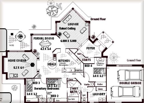 house floor plans qld 251 queensland house plans house plans home plans floor plans houseplans homeplans