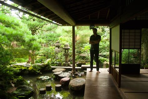 chambre japonais une maison de samouraï à kanazawa japon voyage et