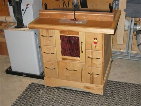 router table  mikedddd  lumberjockscom woodworking