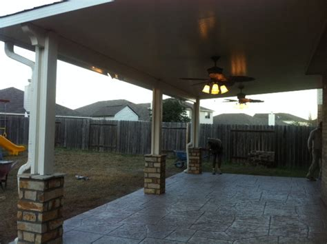 home and patio houston pict magnolia covered patios lone patio builders