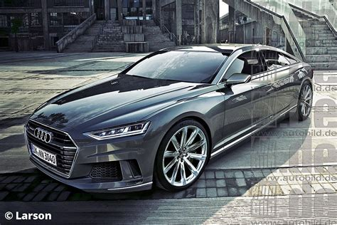 Audi A9 by Audi A9 To Enter Production In 2016 Rendered