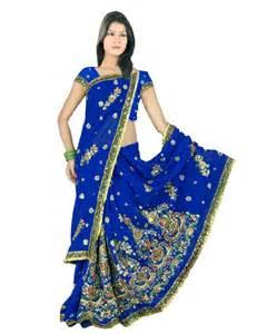 sari indien mariage new mariage indien embroidery work with perl sari saree robe kaftan ventre indian sarees