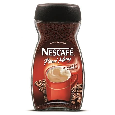 Nescafe Red Mug Instant Coffee, 200g   online grocery shopping in Dubai