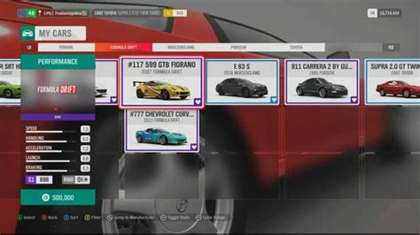 forza horizon  series  update  include   cars