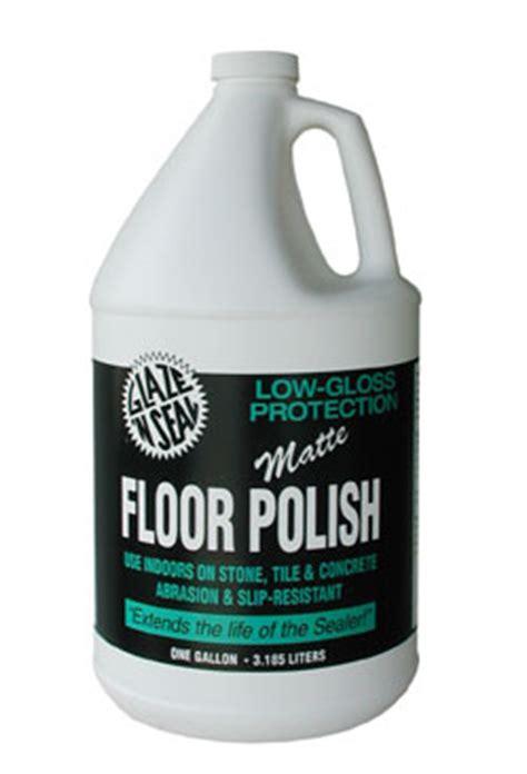 matte acrylic floor