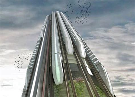 Pioneering Skyscrapers That We Will See In The Future