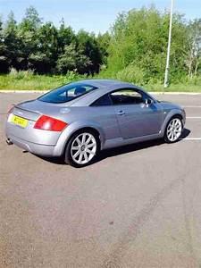 Audi Tt 180 : audi 2003 tt quattro 180 bhp silver car for sale ~ Farleysfitness.com Idées de Décoration