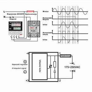Ssr-25dv Solid State Relay