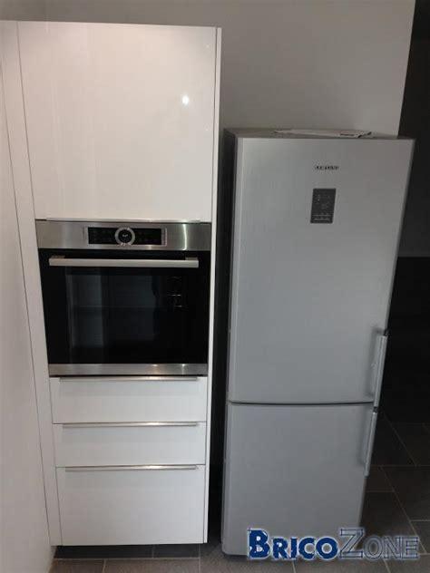 meuble frigo four ikea