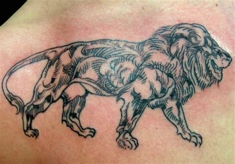 Lion Tattoos Designs, Ideas And Meaning