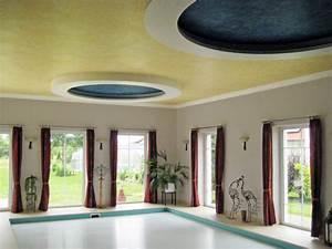Deckenelemente Mit Beleuchtung : leuchtende decke im schwimmbad in abensberg bauhandwerk ~ Sanjose-hotels-ca.com Haus und Dekorationen