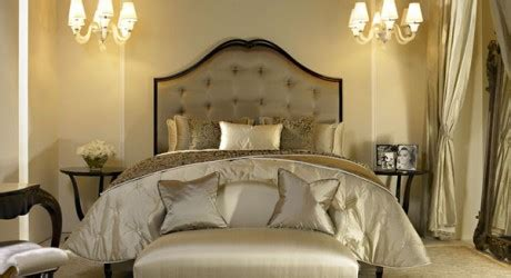 Spanish Bedroom, One Of Glamour Concept