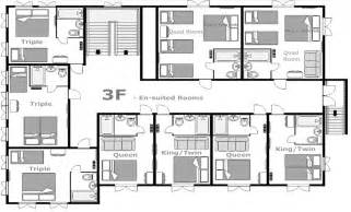 floor plans hakuba house floor plan 3f hakuba house