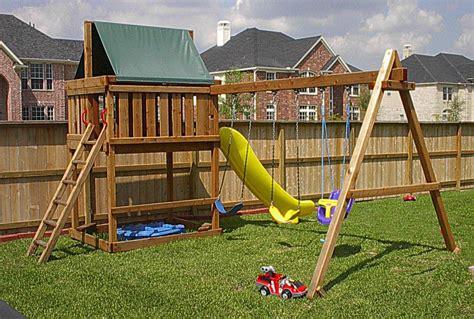 swingsetplansdoityourself wood swing sets plans