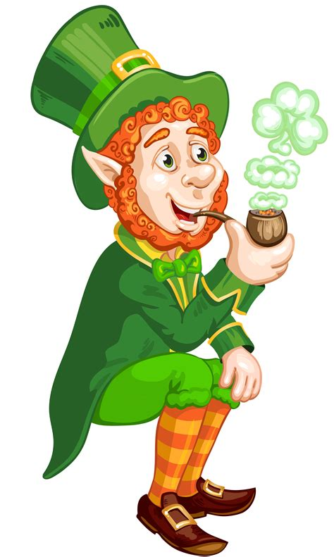 Leprechaun Clip Leprechaun Clipart No Background Collection