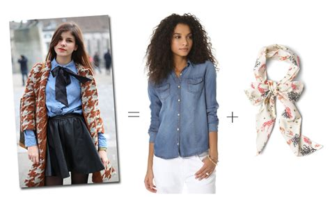 Two Easy Ways To Dress Up Your Denim Shirt