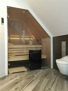 Sauna Für Badezimmer : best 25 attic bathroom ideas on pinterest small attic ~ Lizthompson.info Haus und Dekorationen
