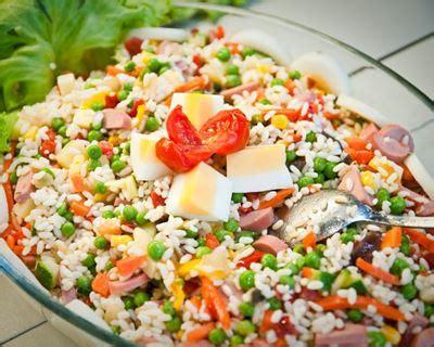 recette cuisine été recette salade de riz complète