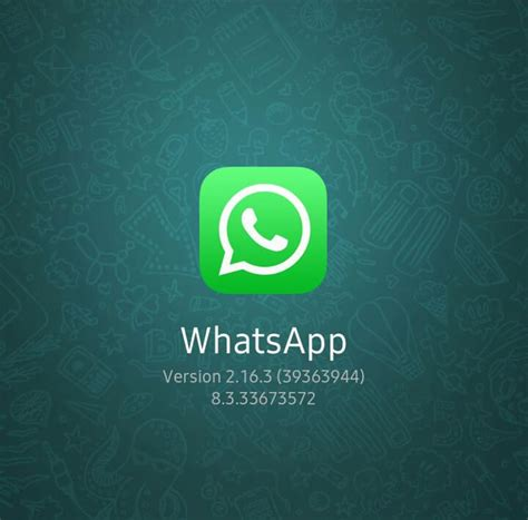whatsapp gets a new update fixes version expired bug