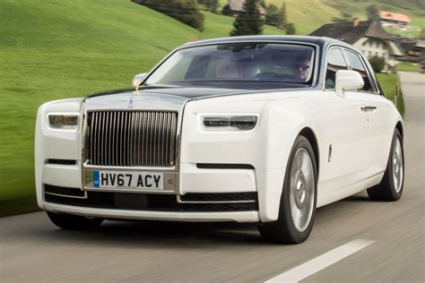 Rolls Royce Car : Rolls-royce Phantom