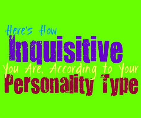 Here's How Inquisitive You Are, According To Your