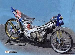 Honda Nova Dash 125 Rs Dragster