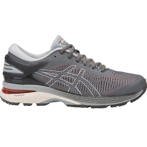 Asics GEL-Kayano 25 Women's Carbon/Mid Grey   Laurie's Shoes