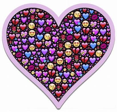 Emoji Heart Emotion Affection Icon Kiss Kissing