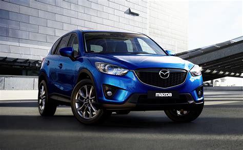 Mazda Car : Mazda Suv And Passenger Car Range All Skyactiv By 2016