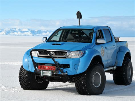 Toyota Arctic Trucks Sale