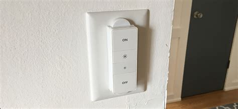 How Install Hue Dimmer Switch Over Existing Light