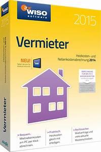Abrechnung Heizkosten : wiso vermieter 2015 g nstig zum download ~ Themetempest.com Abrechnung