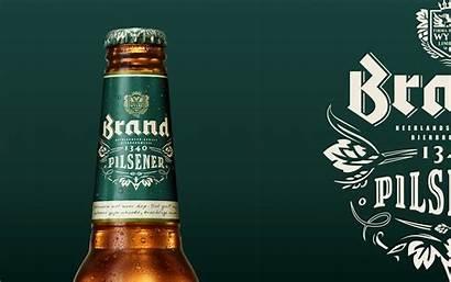 Brand Beer Bier Beers Packaging Support Ode