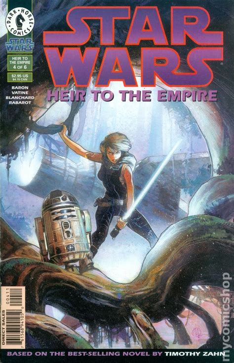 star wars heir   empire  comic books
