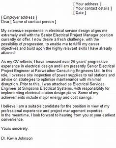 Electrical Engineering Cover Letter Sample Engineering Test Technician Cover Letter Example Icover Engineering Cover Letter Templates Resume Genius Application Letter Sample Application Letter Sample