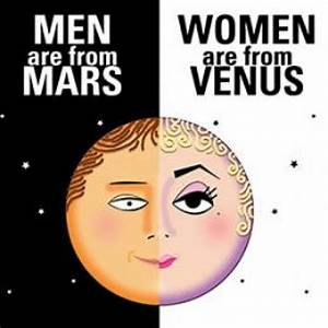 Men Are From Mars, Women Are From Venus | Book Summary ...