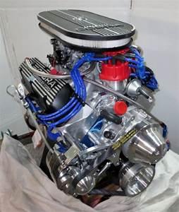 347 Stroker Engine Efi W   Aod Transmission Conversion Kit