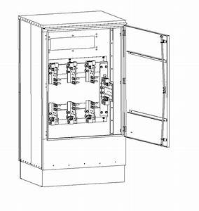 Current Transformer Cabinet 400a