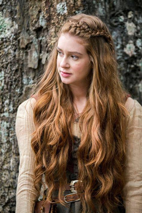 medieval hair braids long hair styles haircuts for