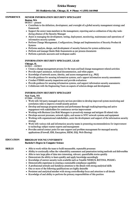Security Resume Sles by Digital Forensics Master S Degree Best Photos And