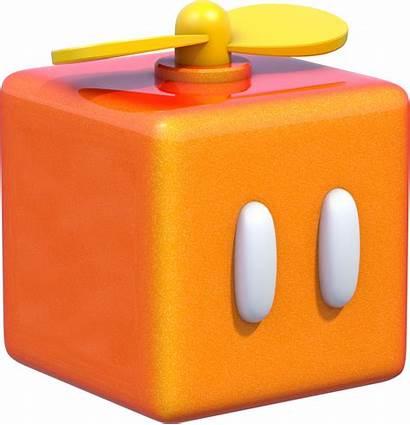 Propeller Box Mario Super Power 3d Ups