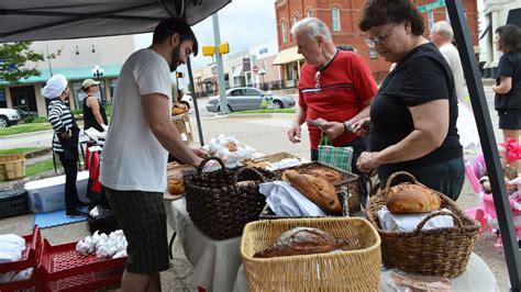 Rockwall's Farmers Market will be Saturday