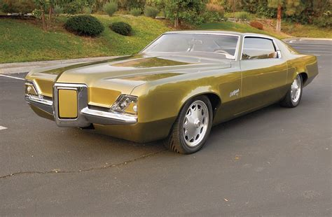 Pontiac Grand Prix by 1969 Pontiac Grand Prix Tale To The Chief Rod Network